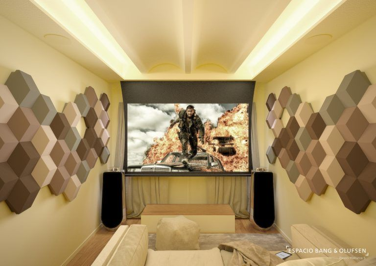 Home Cinema en Calviá